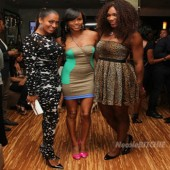 Stylish Celebrities Attend LaLa's Full Court Life Premiere Party