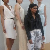 Rachel Roy and Models