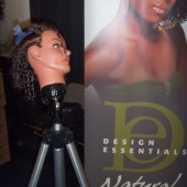 Design Essentials demonstration doll