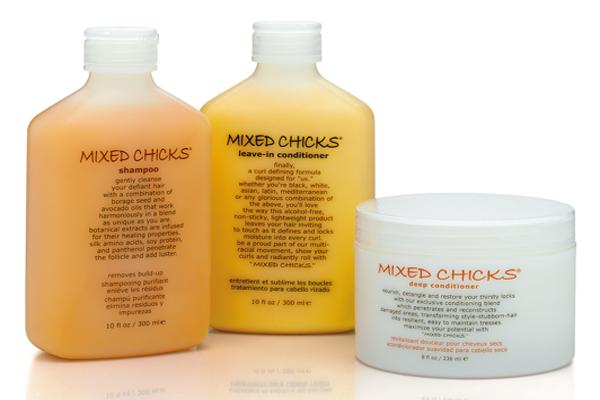 Mixed Chicks No Frizz Trio
