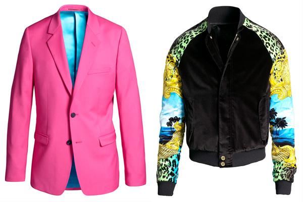 1. Pink Blazer, $149  2. Jacket, $129