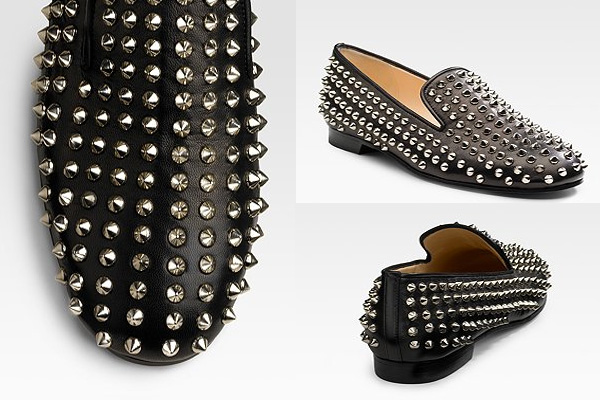Christian Louboutin Rollerball Loafers, $995, saksfifthavenue.com