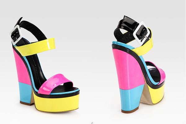 Nicki Minaj Giuseppe Zanotti Shoe