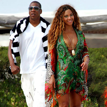 Beyonce and Jay Z deliver baby