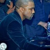 Amber Rose, Kanye West, Chris Brown and More Bring In 2012 With a Bang (Photos)