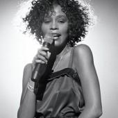Whitney Houston Hair- 1