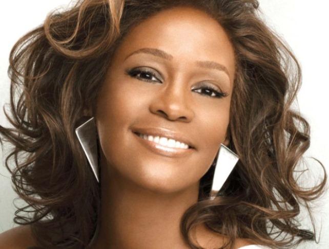 Whitney Houston Hair- 6