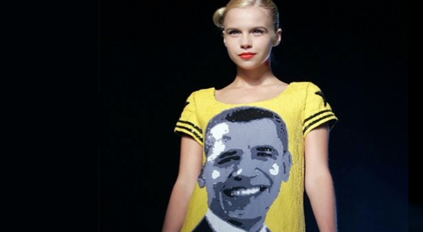 Obama 'Runway to Win 2012' Collection