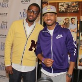 Fabolous and Terrence J