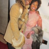 J Alexander and Toccara Jones