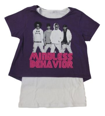 mindless behavior clothing line for kmart