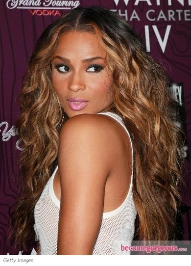 Celebrity Hair Ciaratalking Pretty Talking Pretty