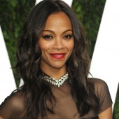 Zoe Saldana becomes the face of what mega beauty brand?