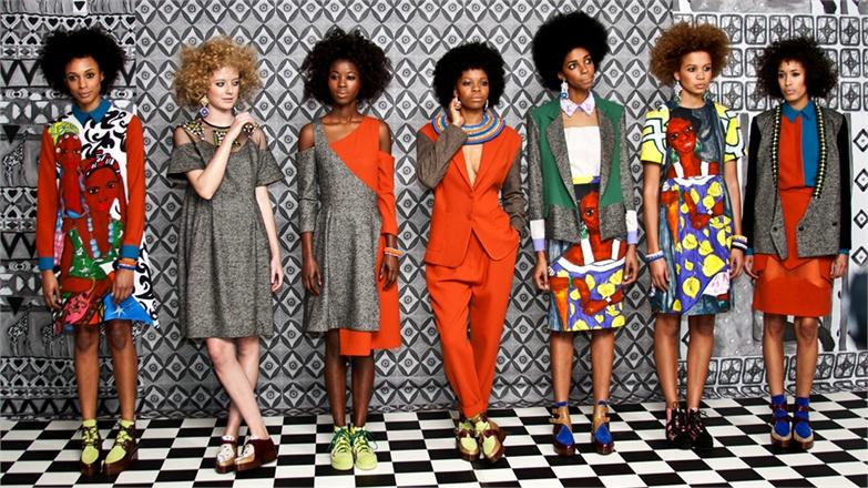 black natural models