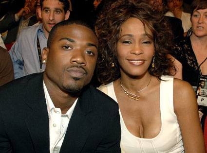 ray j and whitney huston
