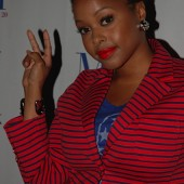 Think Like A Man NY- Chrisette Michelle 2