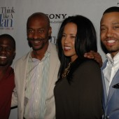 Think Like A Man NY- Kevin Hart - Stephen Hill - Michelle Ebanks - Terrence J