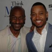 Think Like A Man NY- Stephen Hill - Terrence J