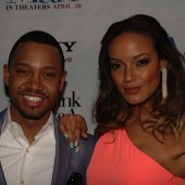 'Think Like A Man' Brings Celebrities to New York for Premiere