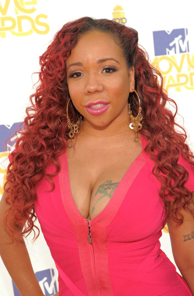 Celebrity Hair Time Line: Tameka 'Tiny' Harris
