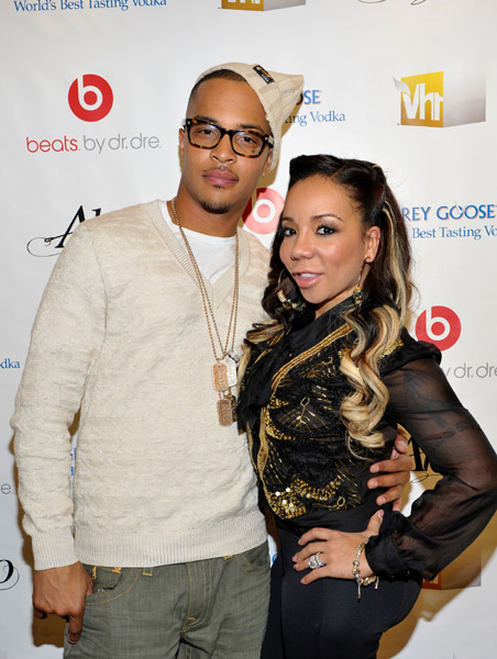 Ti and Tiny Tameka Harris