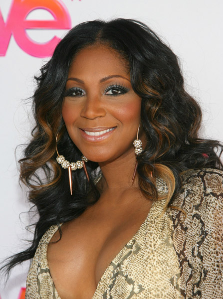 Trina Braxton files for divorce