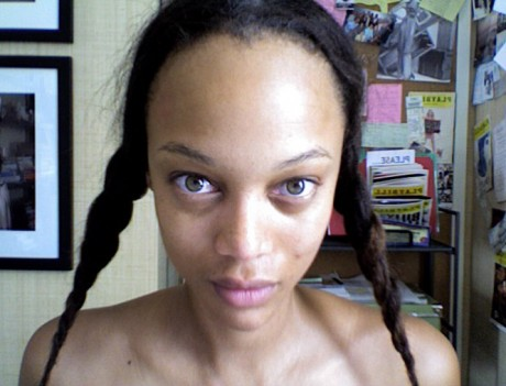 Tyra Banks A Natural Beauty