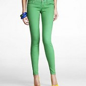 Zelda Jean Legging Green