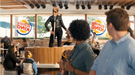 Mary J Blige for Burger King