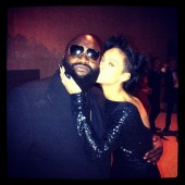 rick ross and rihanna