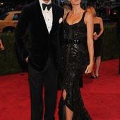 Gisele Bundchen in Givenchy, Tom Brady