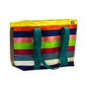Maggie Bags Tote of Many Colors- Multi   $59.99
