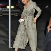 Style Watch: Rihanna Strappy Sandals & Looks for Less