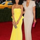 Solange and Rachel Roy