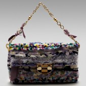 Nina Ricci Patchwork Pouchette, Medium   $1650