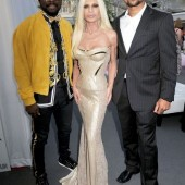 will.i.am donatella versace, cuba gooding jr - 2012 Glamour Women of the Year Awards