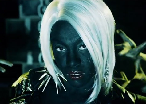 Dawn Richard- Automatic official music video