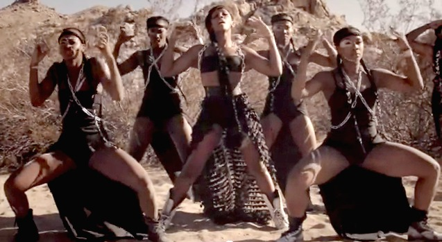 Dawn Richard Dance Moves