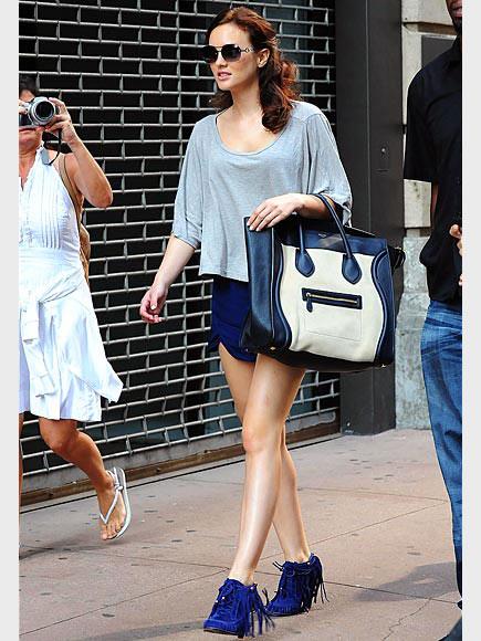 Celebrity Must Have Bag: The Celine Bag