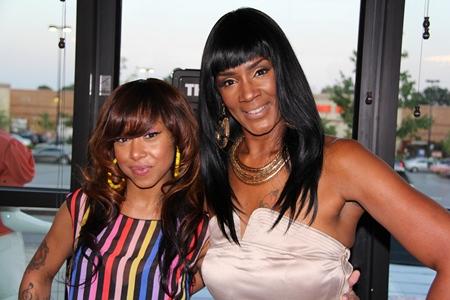 Love & Hip Hop Atlanta Premiere- Purple Threadz