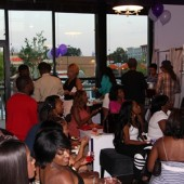 Love & Hip Hop Atlanta Premiere- Purple Threadz