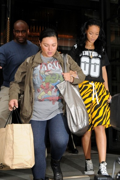 Rihanna Fashion Fail?