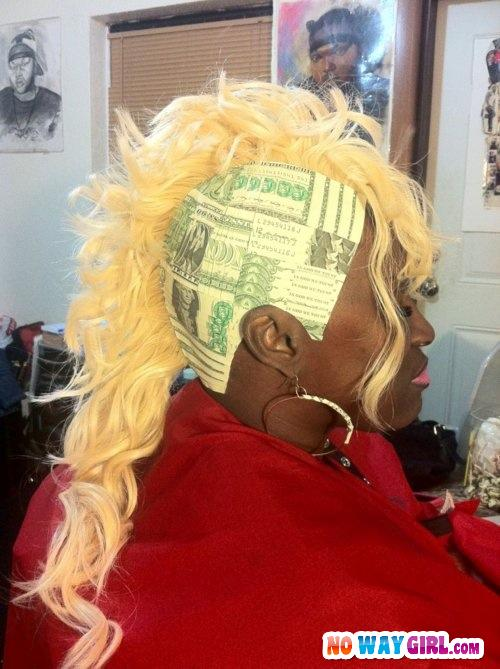 Ratchet Black People Hairstyles