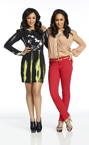 Tia & Tamera Fashion Timeline
