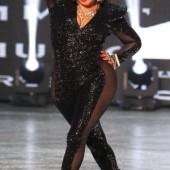 Fashion Trend- The Catsuit-  Lil Kim