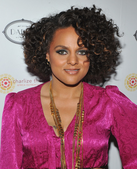 Natural Hair Spotlight- Marsha Ambrosius