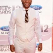 Stylish Men at the 2012 BET Awards
