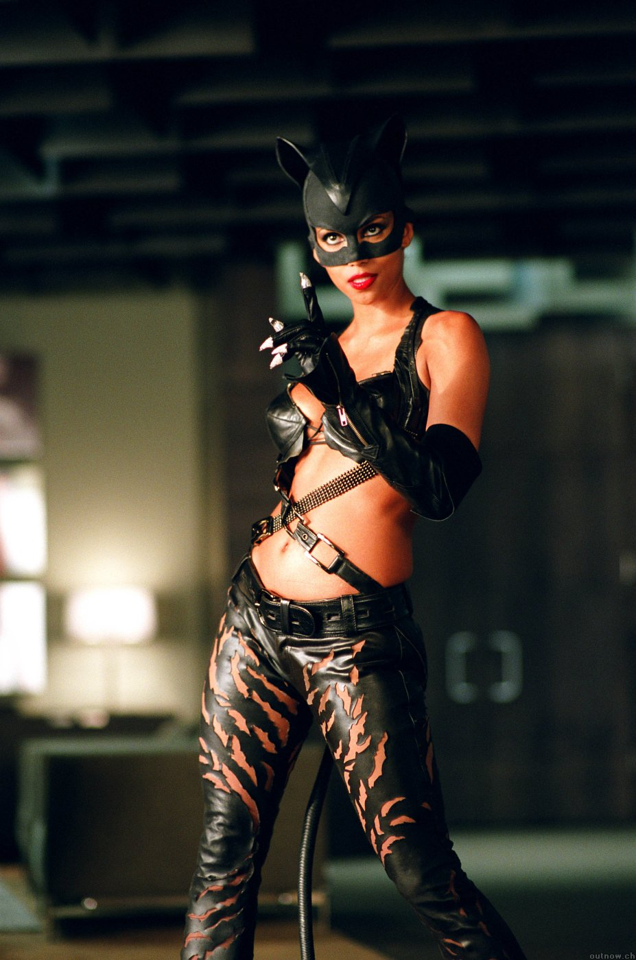 Fashion Trend- The Catsuit-  Halle Berry