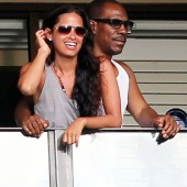 New Couple Alert: Rocsi Diaz and Eddie Murphy