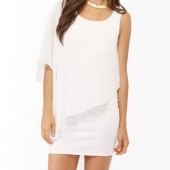 Flounced Bodycon Dress-  Forever 21- $22.80